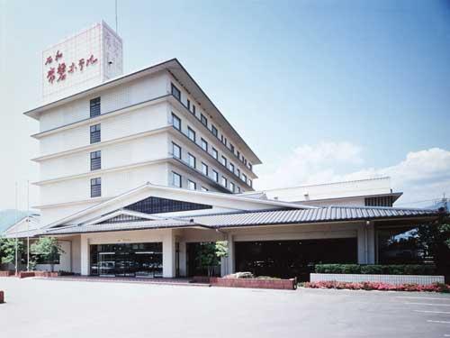 【特急列車付プラン】石和常磐ホテル(びゅうトラベルサービス提供)/外観