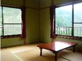祖谷の里 民宿お山荘/客室