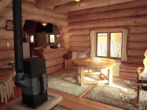 コテージ蒜山の森/客室