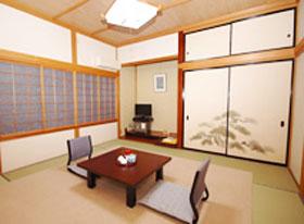 三国温泉 料理民宿 前田/客室