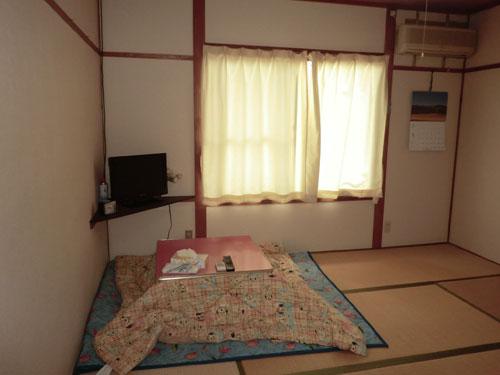 奈義スポーツの里那岐山荘/客室