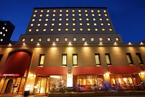 ネストホテル札幌駅前/外観