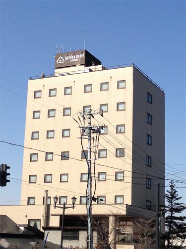 ガーデンホテル喜多方(旧:喜多方シティホテル)/外観