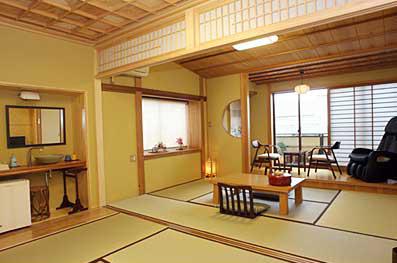 湯煙ただよう和の宿 しんきや旅館/客室