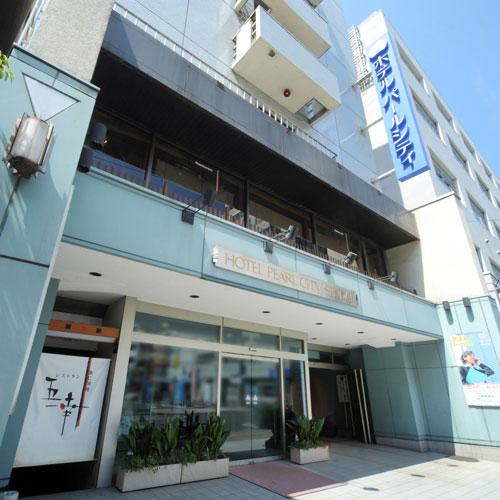 【新幹線付プラン】ホテルパールシティ仙台 (びゅうトラベルサービス提供)/外観