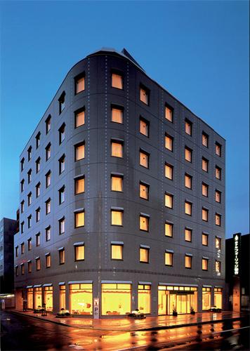 【新幹線付プラン】ホテルフォーリッジ仙台(びゅうトラベルサービス提供)/外観