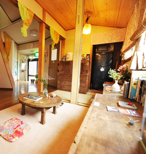 金沢ゲストハウスPongyi/客室
