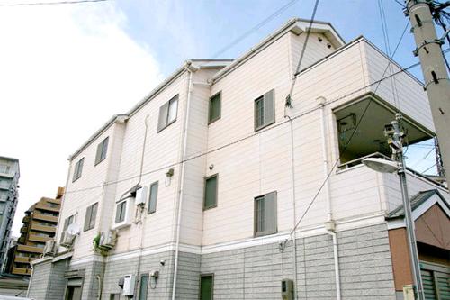 大阪とまとゲストハウス/外観