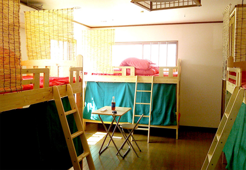 大阪とまとゲストハウス/客室
