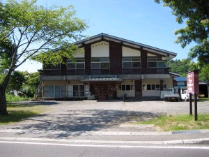 十和田湖バックパッカーズ/外観