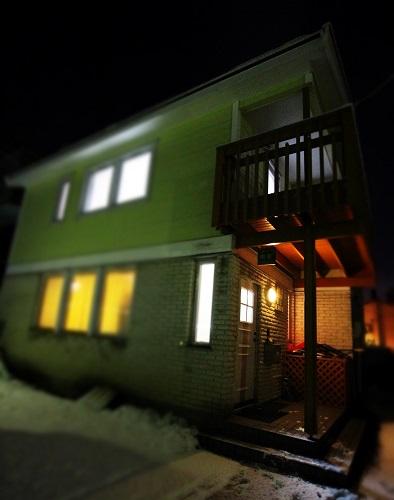 ゲストハウス樹舎/外観