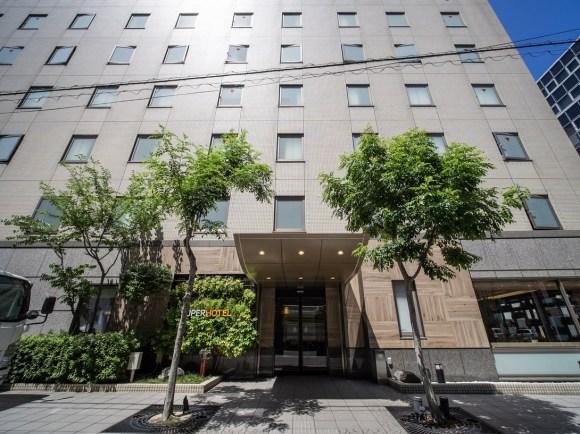 スーパーホテル梅田・肥後橋/外観