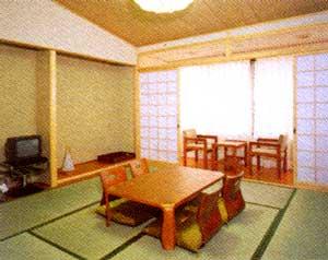 神山温泉 ホテル四季の里&いやしの湯/客室