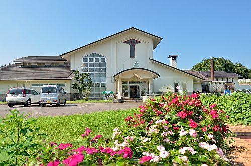 温泉健康保養センターロータスイン/外観