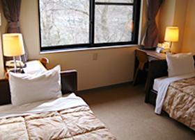 YMCA東山荘/客室
