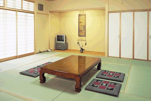 湯田山荘/客室