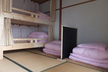 ゲストハウス阿蘇楽/客室
