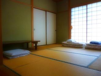 中尾山伝習館/客室