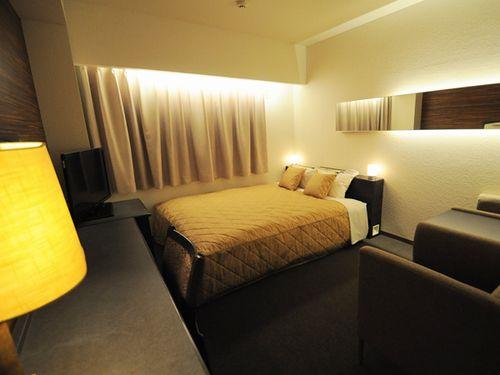 ホテルマイステイズ札幌中島公園別館(旧:ホテルカイコー札幌中島公園)/客室