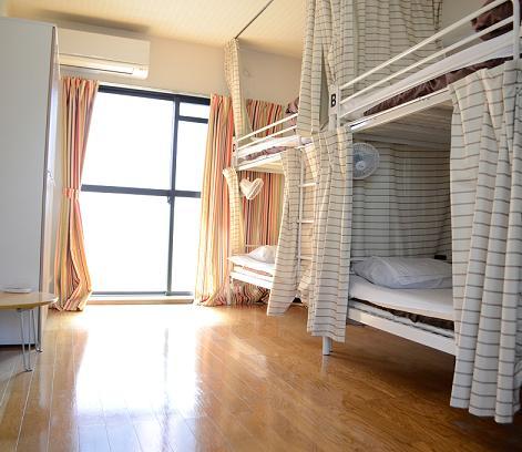 ゲストハウス ホコロビ/客室
