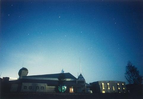 かわべ天文公園/外観