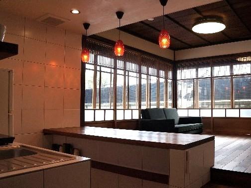 moons cafe/客室