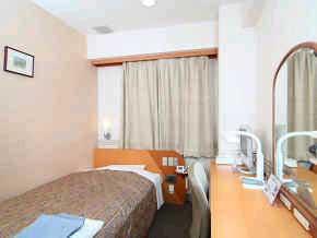 ホテルアルファーワン富山荒町/客室