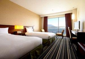ベストウェスタンレンブラントホテル鹿児島リゾート/客室