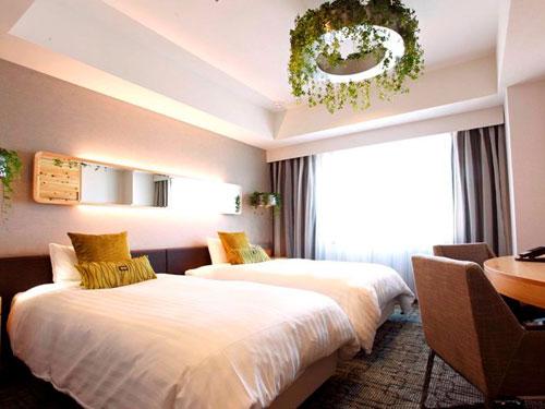 【新幹線付プラン】ホテルメッツ渋谷 東京(びゅうトラベルサービス提供)/客室