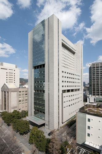 【新幹線付プラン】都市センターホテル(びゅうトラベルサービス提供)/外観