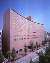 【新幹線付プラン】ホテル東京ガーデンパレス(びゅうトラベルサービス提供)/外観
