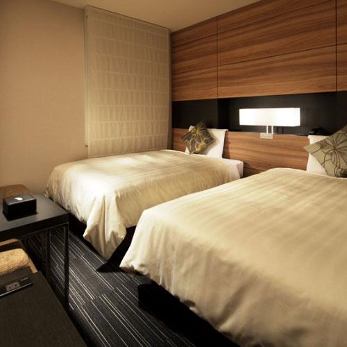 【新幹線付プラン】三井ガーデンホテル上野(びゅうトラベルサービス提供)/客室