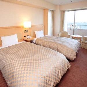 【新幹線付プラン】スターホテル横浜(びゅうトラベルサービス提供)/客室