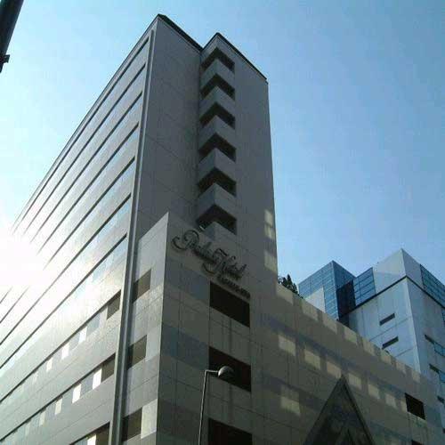 【新幹線付プラン】パレスホテル立川(びゅうトラベルサービス提供)/外観