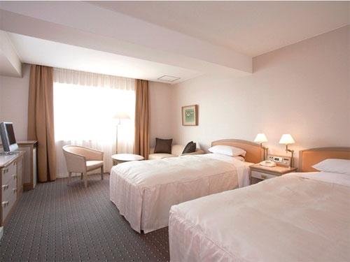 【新幹線付プラン】ホテルグランドパレス(びゅうトラベルサービス提供)/客室