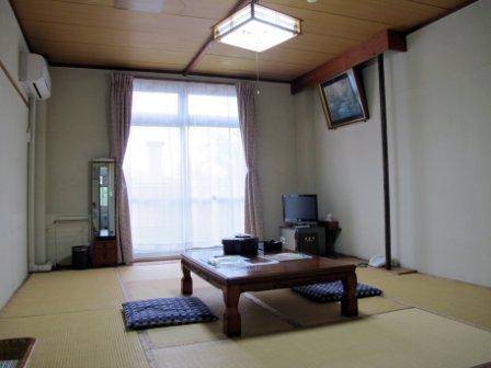国民宿舎 湯野荘/客室