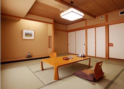 湯田中渋温泉郷 ホテル水明館/客室