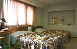 第2ビジネスホテル松屋/客室