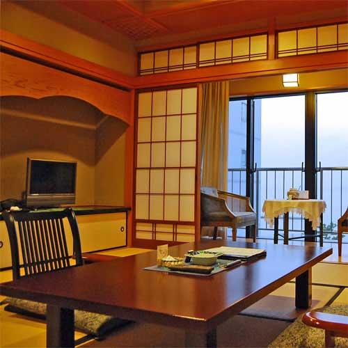 【新幹線付プラン】指宿温泉 いぶすき秀水園(JR九州旅行提供)/客室