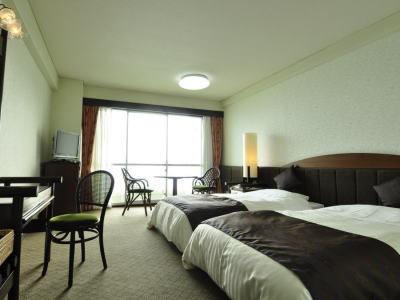 【新幹線付プラン】指宿温泉 指宿ロイヤルホテル(JR九州旅行提供)/客室