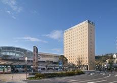 【新幹線付プラン】ホテルアービック鹿児島(JR九州旅行提供)/外観