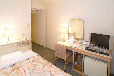 【新幹線付プラン】鹿児島ワシントンホテルプラザ(JR九州旅行提供)/客室