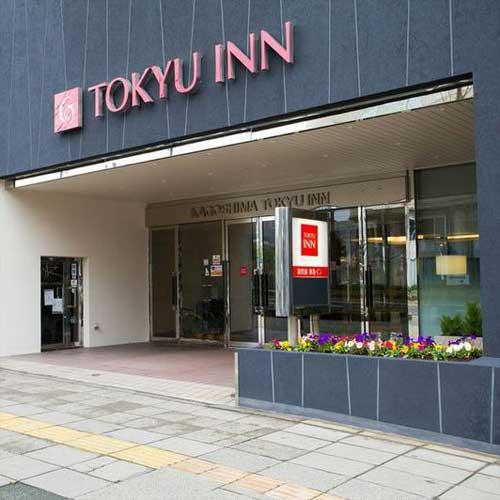 【新幹線付プラン】鹿児島東急REIホテル (旧 鹿児島東急イン)(JR九州旅行提供)/外観