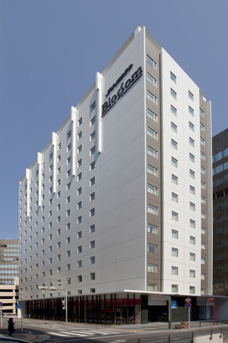 【JR列車付プラン】JR九州ホテル ブラッサム博多中央(JR九州旅行提供)/外観