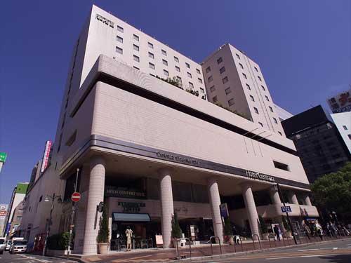 【JR列車付プラン】ホテルセントラーザ博多(JR九州旅行提供)/外観