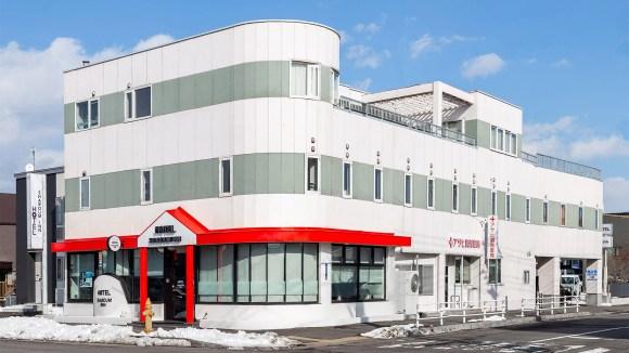 ビジネスホテル シャローム・イン本店/外観