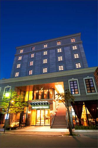 ベストウェスタンホテル高山/外観