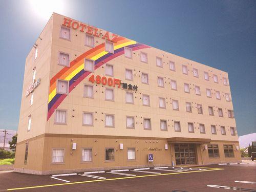 HOTEL AZ 長崎鹿町店/外観