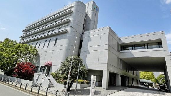 大阪国際交流センターホテル(大阪国際交流センター内)/外観