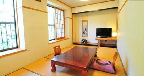妙見温泉 天けい荘/客室
